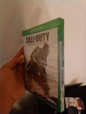 Call of Duty Advanced Warfare Xbox 1 for Sale in Delta, CO