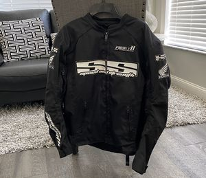 Honda Speed And Strength Armored Motorcycle Jacket RN#90261 for Sale in Winter Springs, FL