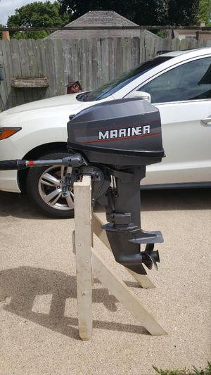 Mariner 15hp motor for Sale in Elgin, IL