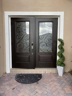 MASONITE DOUBLE DOOR for Sale in Orlando, FL