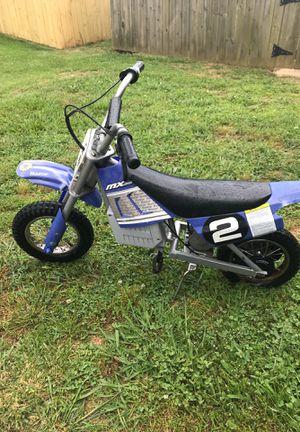 Razor MX350 Electric Motorbike for Sale in Rockvale, TN