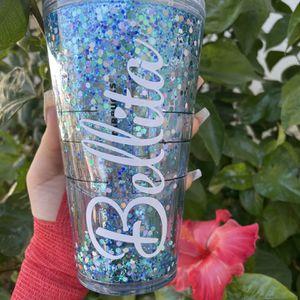 Custom Snowglobe Glitter Cup for Sale in City of Industry, CA
