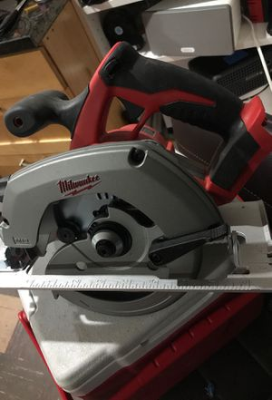 NEW MILWAUKEE SAW for Sale in North Bethesda, MD