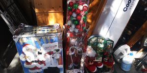 Christmas decorations for Sale in Fort Myers, FL