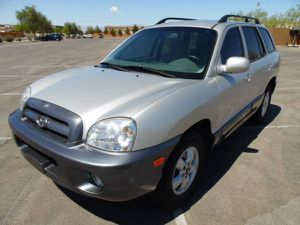 2005 Hyundai Santa Fe 3.5 for Sale in Rockville, MD