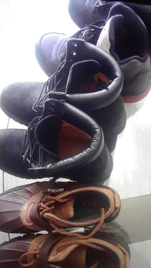 Jordan timberland polo Christian loubutins balenciagas runner for Sale in Orlando, FL