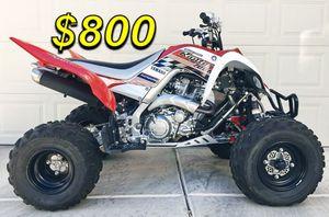🎁● FOR SALE ●🎁2008 Yamaha Raptor Final Price$800●🎁 for Sale in Mesa, AZ