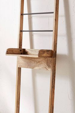 Bathroom Leaning Ladder Storage From Urban Outfitters for Sale in Orlando,  FL