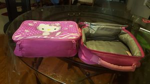 2 hello kitty lunch boxes in very good condition must pick up at Murfreesboro for Sale in Murfreesboro, TN