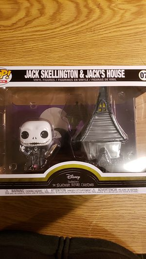 Funko Pop Town Jack's House for Sale in Newberg, OR