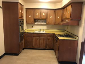 Kitchen cabinets, appliances, countertop for Sale in Baltimore, MD