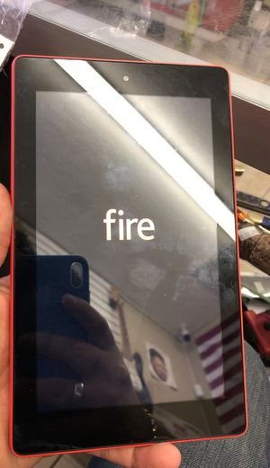 Amazon fire tablet for Sale in Phelan, CA