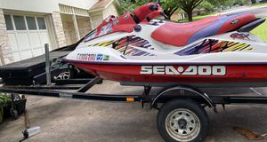 2 1997 Sea Doo Jetskes for Sale in Taylor, TX