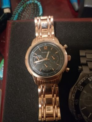 Men's watches for Sale in Garland, TX