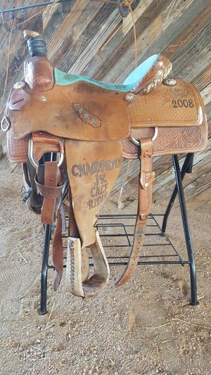14.5 Rope saddle for Sale in Phoenix, AZ