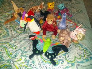 Vintage beanie babies for Sale in Corpus Christi, TX