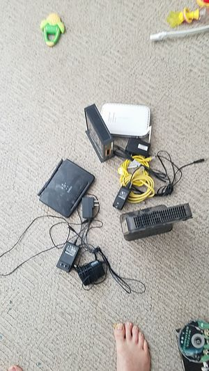 Modem and routers for Sale in Wichita, KS