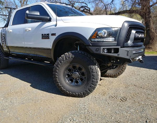 POWER WAGON 2010-2020 High Clearance Bumpers