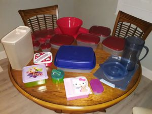 Storage Food Containers (27 pcs.) for Sale in DeLand, FL