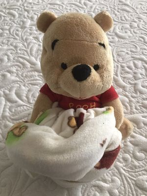 Winnie the Pooh stuffed animal for Sale in Cape Coral, FL