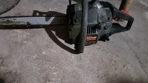 craftsman chainsaw for Sale in Lowell, MA