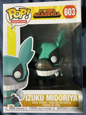 My hero academia funko pops anime for Sale in Houston, TX