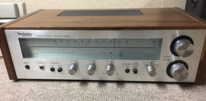 Technics SA 80 am fm stereo receiver for Sale in Federal Way, WA