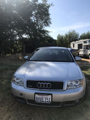 Audi A4 2004 1.8t for Sale in Fresno, CA