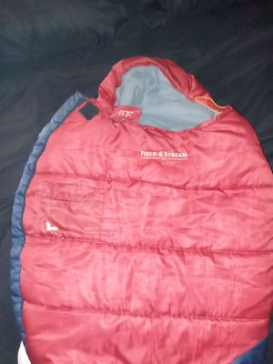 Sleeping Bag... Field and Stream Thermalite -15 for Sale in Taunton, MA