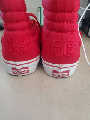 1966 red vans for Sale in Caldwell, ID