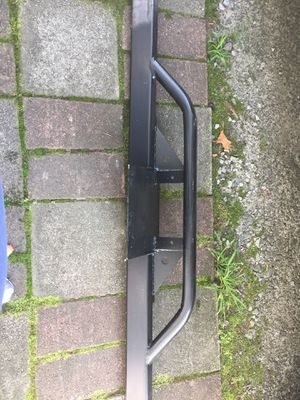 Jeep bumper with winch for Sale in Norcross, GA