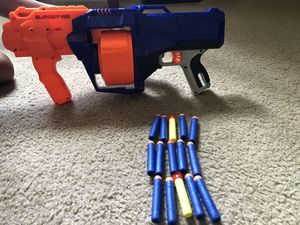 Nerf gun toy for Sale in Tampa, FL