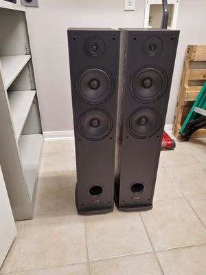 Polk Audio Speakers 🔊 R50 for Sale in Houston, TX