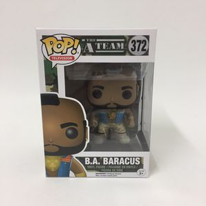 Funko pop television the a team B.A. Baracus vinyl figure for Sale in Los Angeles, CA