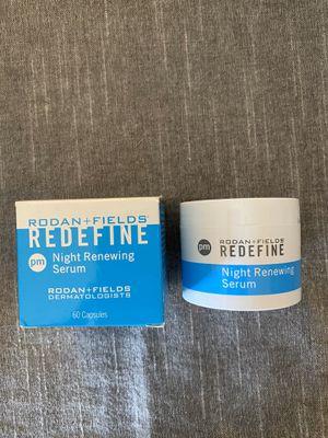 Rodan and Fields Night Renewing Serum for Sale in El Cajon, CA
