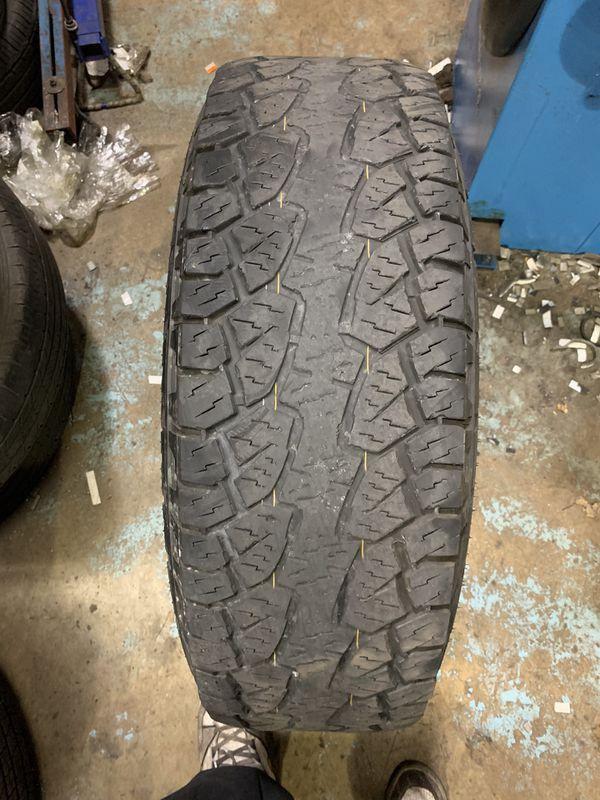 Hankook Dynapro ATM 265/75/16 All Terrain Mud Truck Tires