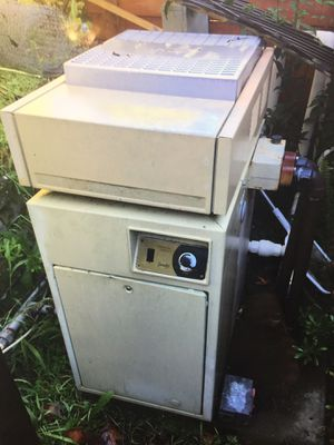 Jandy Gas Hot Tub Heater for Sale in Oakland, CA