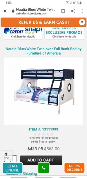 Bunk beds $200 for Sale in Torrance, CA