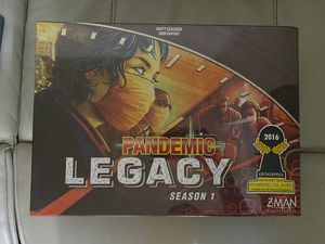 Pandemic Legacy board game for Sale in San Diego, CA