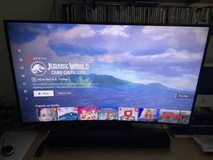 "Samsung 4K TV Curved 55"" for Sale in Hialeah, FL"