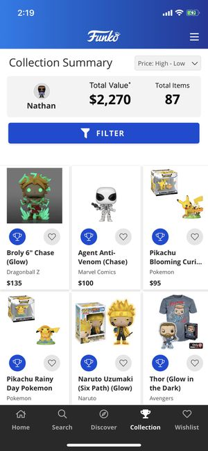 Funko Pop Collection up for grabs for Sale in Los Angeles, CA