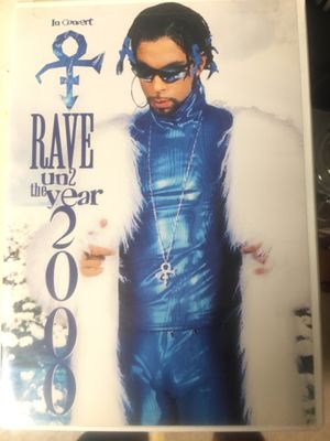 Prince rave un2 the year 2000 concert DVD for Sale in Woodbridge, VA
