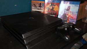 Used ps4 pro for Sale in Stafford, TX