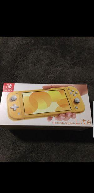 Nintendo Switch Lite Brand New for Sale in Washington, DC