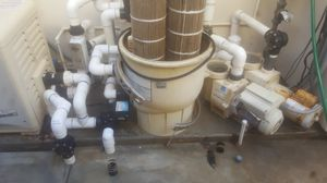 Pool filter cleaning for Sale in Spring Valley, CA