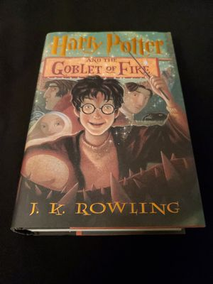 Harry Potter and The Goblet of Fire for Sale in Bellflower, CA