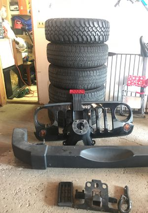 Jeep Wrangler Rubicon Parts For Sale! Give me an offer!!! Everything must go for Sale in Des Plaines, IL