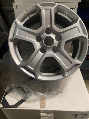 Jeep Wrangler Wheel Set for Sale in West Covina, CA