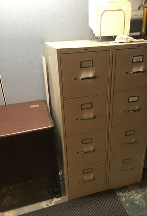 HON 4-Drawer File Cabinet for Sale in Lynnfield, MA