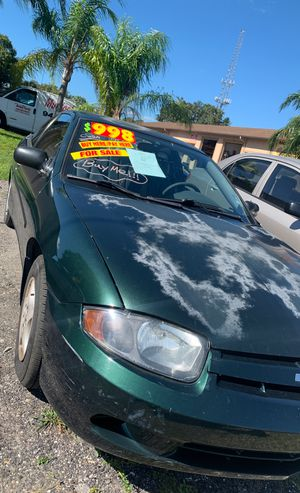 2004 Chevy cavalier for Sale in North Port, FL